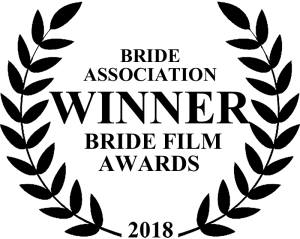 bride association, best wedding film, winner