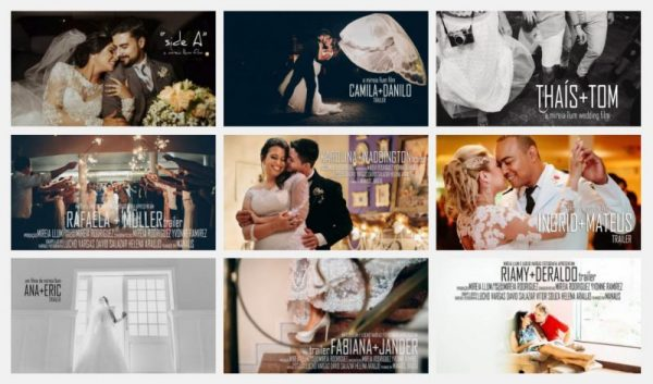 wedding videos barcelona