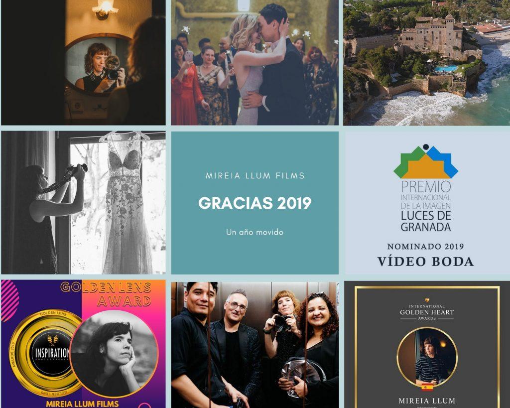 videógrafa de bodas en Barcelona